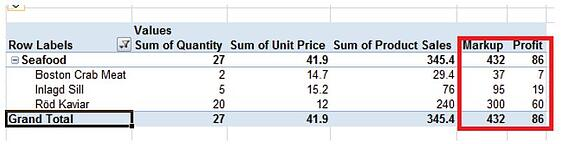 Excel Tips   Pivot Calculations Option 6