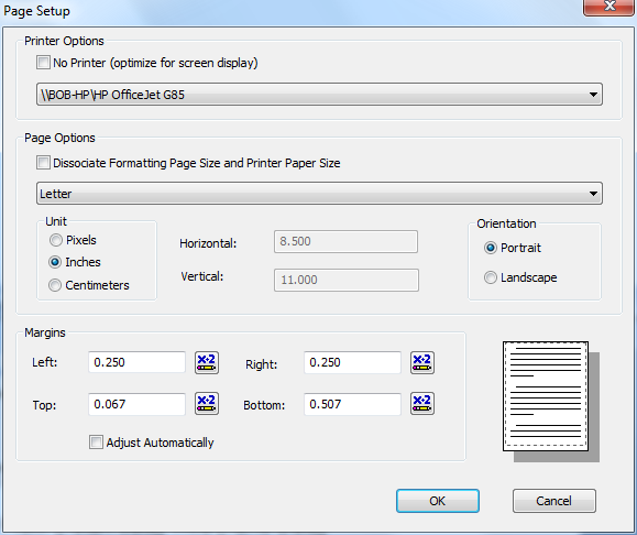 Printing Crystal Reports through Peachtree Quantum