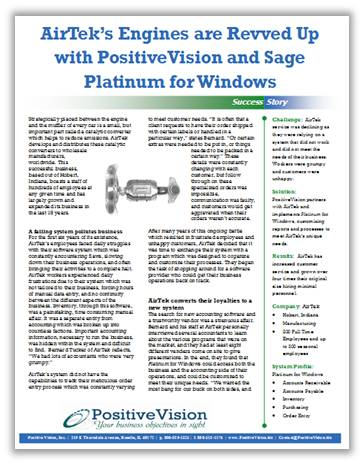 Sage Platinum for Windows