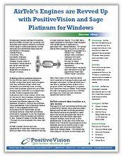 Sage Platinum for Windows PositiveVision AirTek SS Image