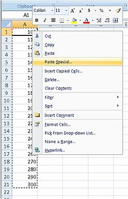 Excel-tips