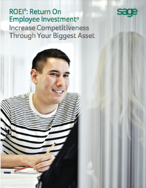 ROEI: Increase Competitiveness Through Your Biggest Asset