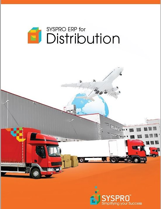 SYSPRO ERP for Distribution